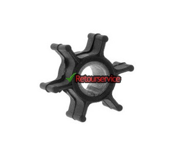 Johnson buitenboordmotor impeller 4pk