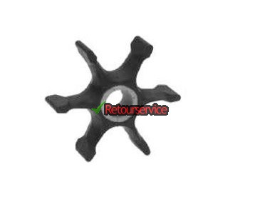Johnson OMC buitenboordmotor impeller 40pk