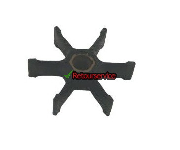 Johnson buitenboordmotor impeller 60pk 75pk 80pk