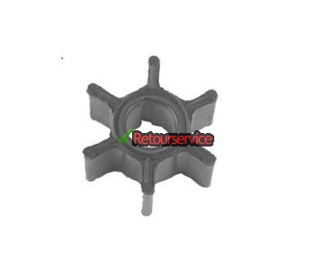 Johnson buitenboordmotor impeller 8pk