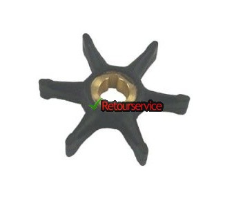 Johnson buitenboordmotor impeller 10pk 9.5pk