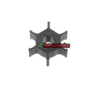 Mariner buitenboordmotor impeller 20/25/28/30 pk