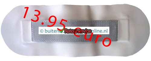 Bevestiging bank rubberboot - Seat patch
