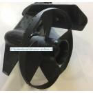 Yamaha propeller met veiligheidsrand 6/8 pk