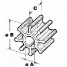 Mercury / Mariner buitenboordmotor impeller (met retourservice)