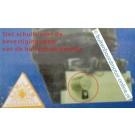 Powerlock moerslot buitenboordmotor SCM goedgekeurd