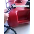 Hidea buitenboordmotor tank 12 22 of 30 liter evt met brandstofslang en Hidea connector