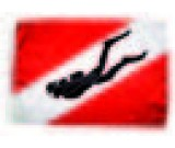 Rood-witte duikvlag